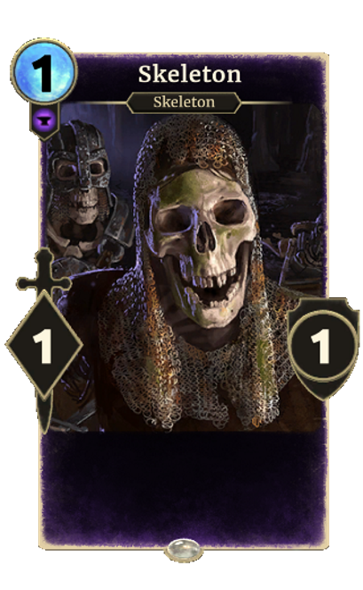 Skeleton (Card)