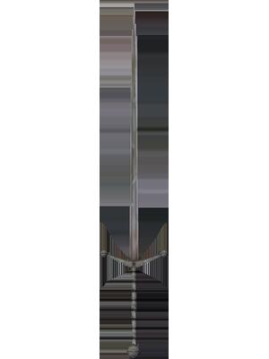 Железная клеймора (Morrowind)