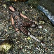 Cadáver Katria