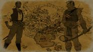 Cyrus i Dram – ekran ładowania (Redguard)