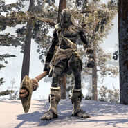 Giant Wrothgarian (Online)
