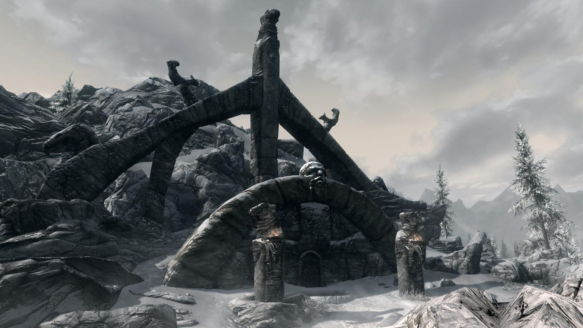 High Gate Ruins