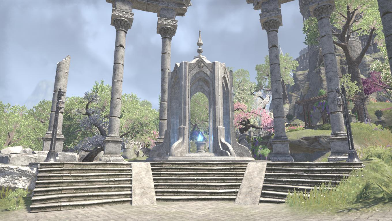 Дорожное святилище крепости Кей-Тарн