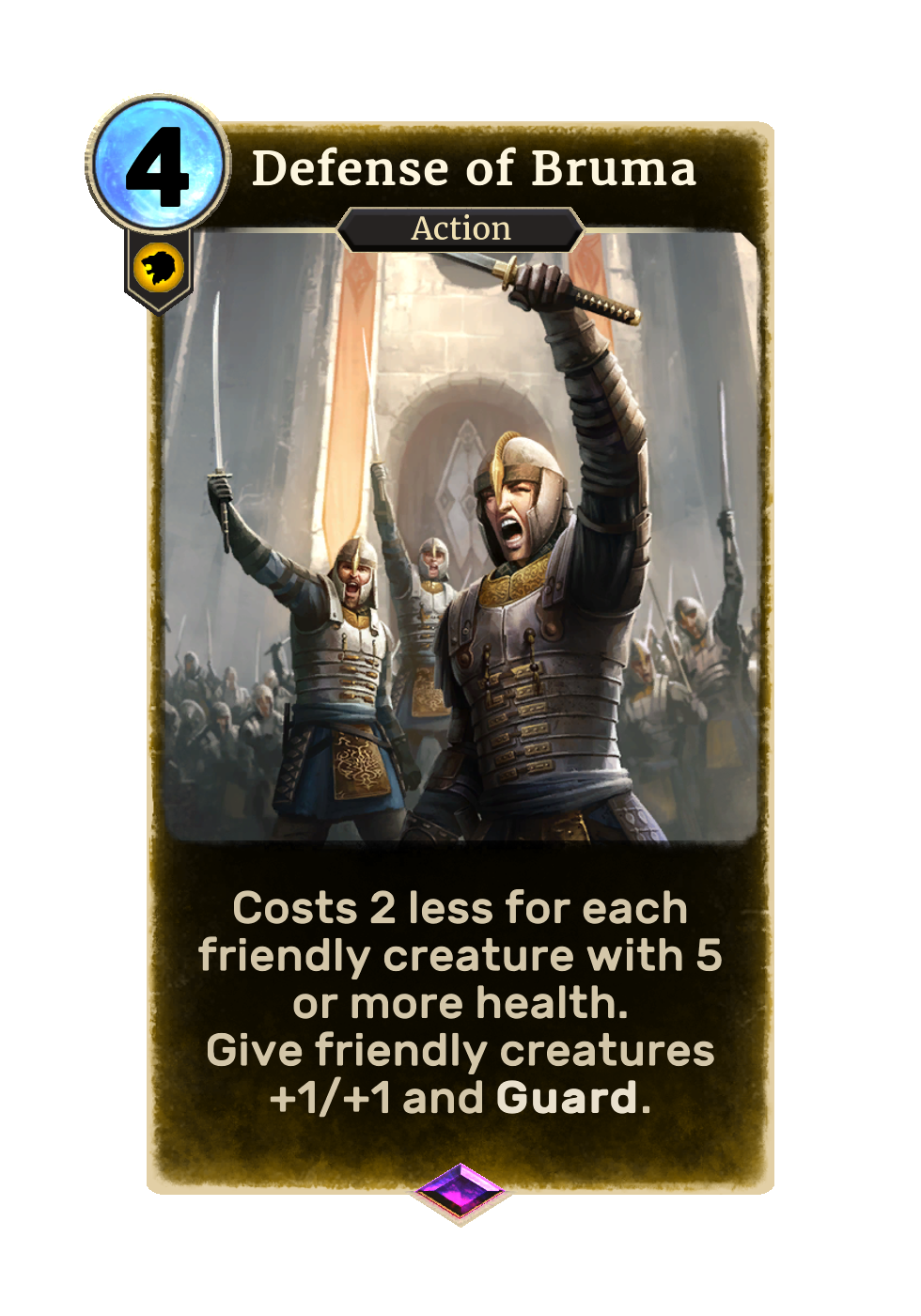 Defense of Bruma (Legends)