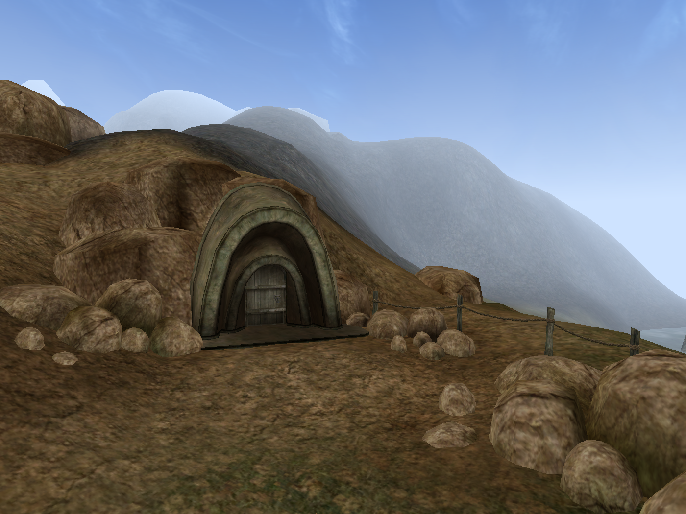 Favel Ancestral Tomb (Morrowind)