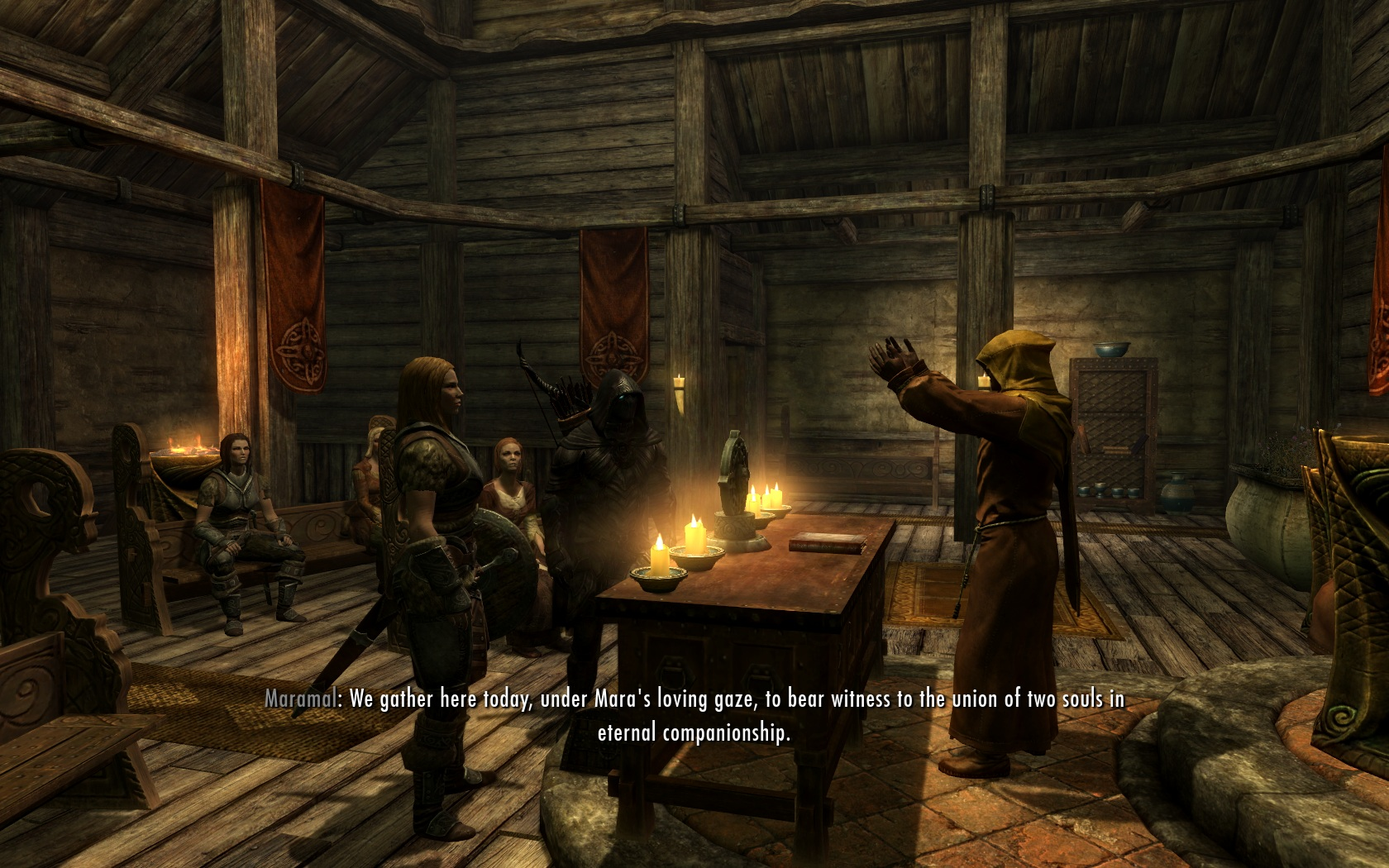 Marriage (Skyrim)