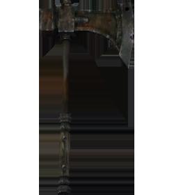 Железный топор (Morrowind)