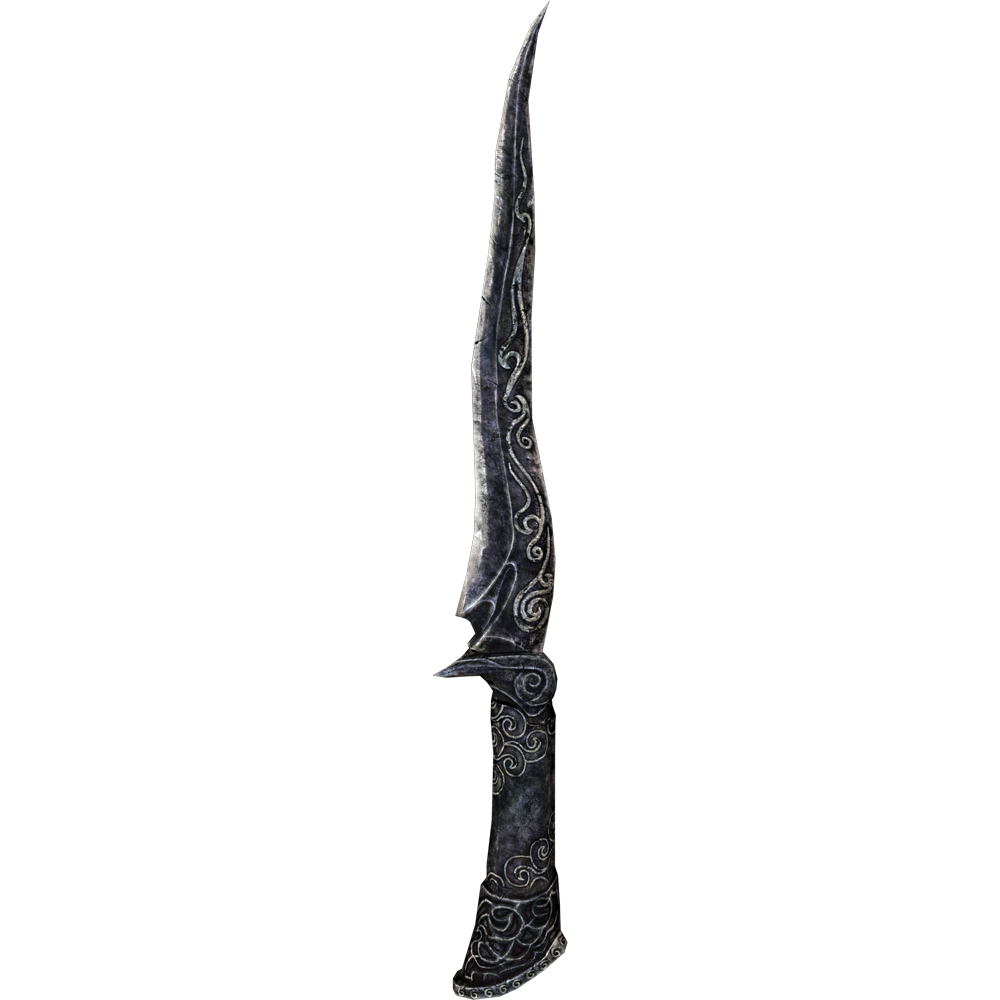 Ebony Dagger (Skyrim)