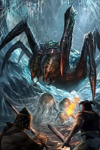 Opiekuńczy pająk