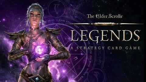 The Elder Scrolls Legends - E3 2018 Official Trailer