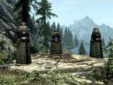 Las piedras guardianas