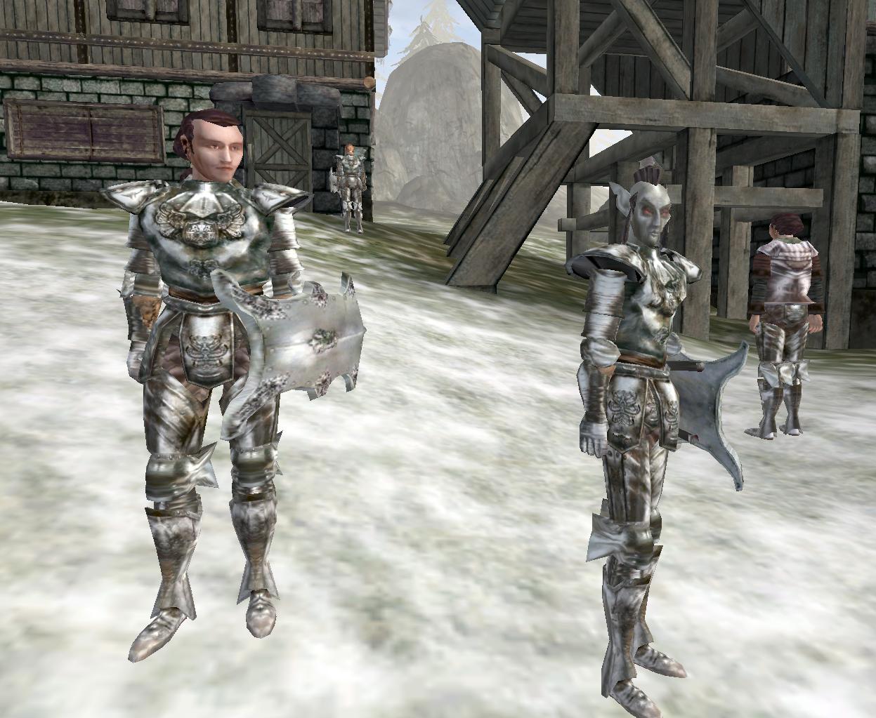 Hiring Guards