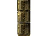 Дзьвемерская металічная адліўка