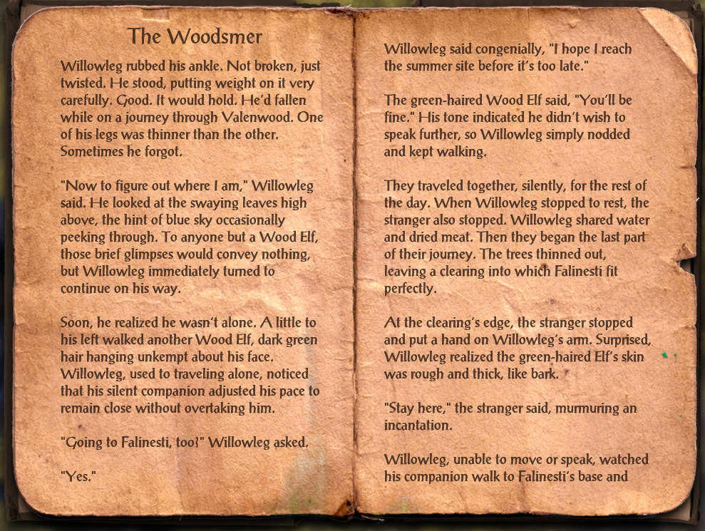 The Woodsmer