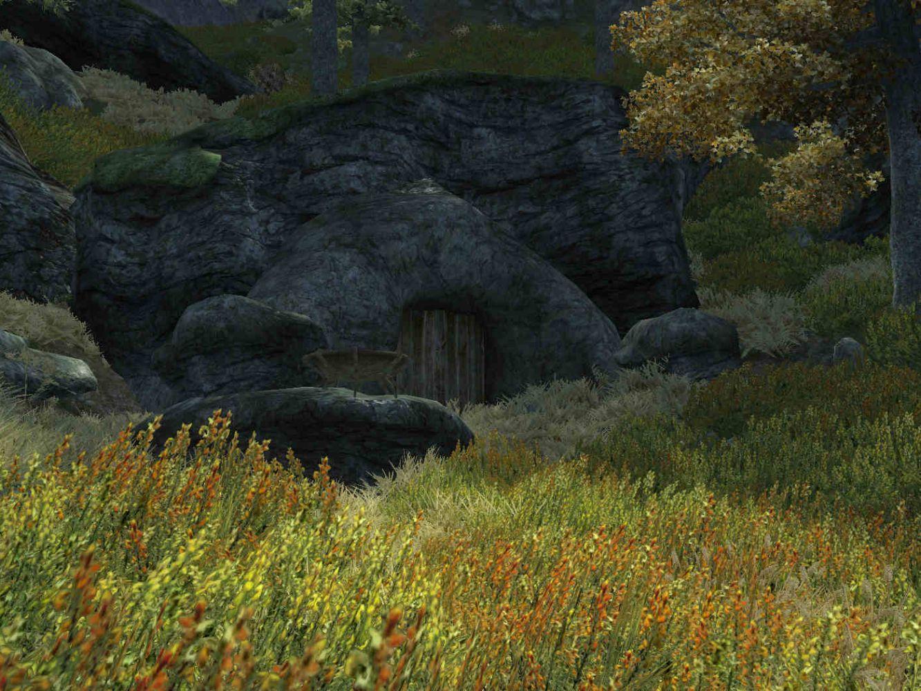 Пещера Андерпалл (Oblivion)