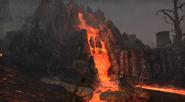 Ash Mountain Lava Flow