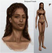 Redguard Female