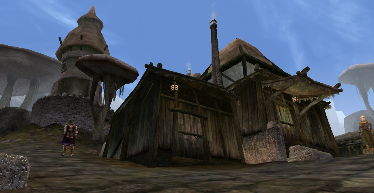 Fanar Fork-Beard's House