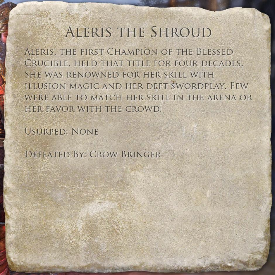 Aleris the Shroud
