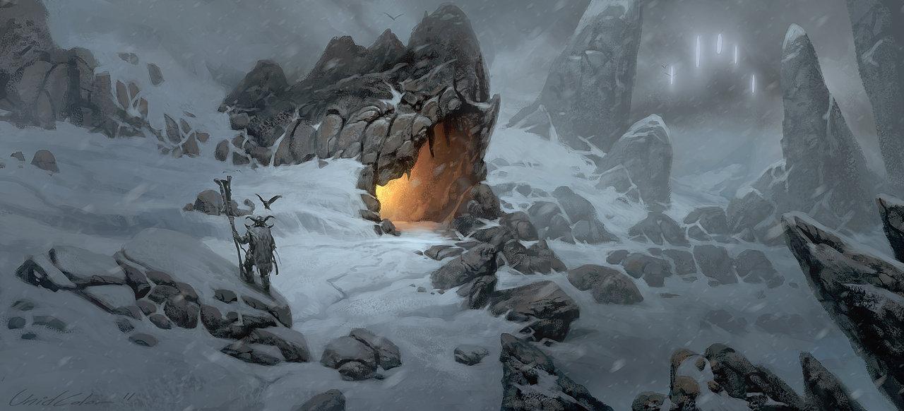 Caves (Skyrim)