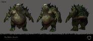 Ogrim in-game model (new)