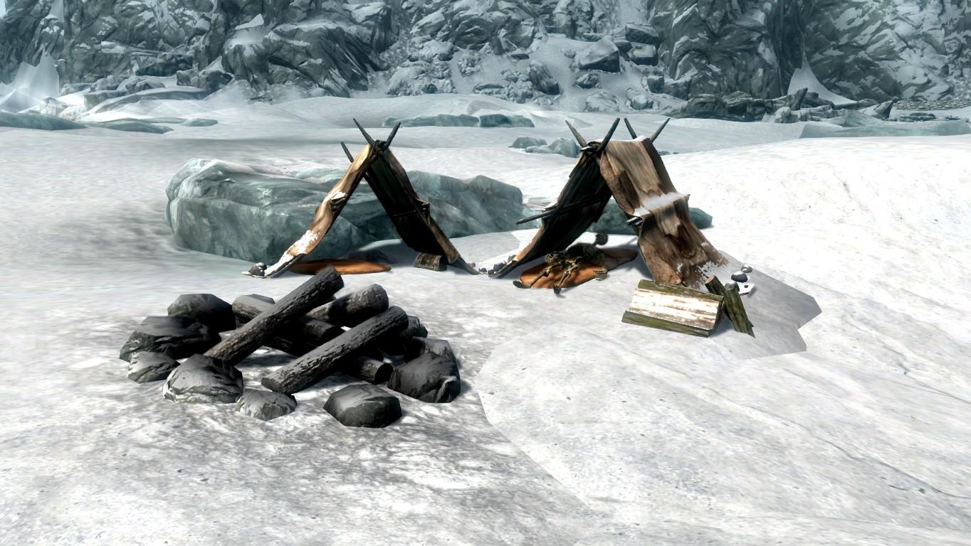 Лагерь Мертвеца