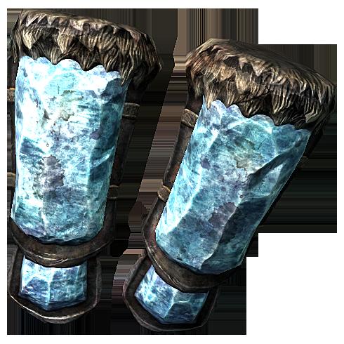 Сталгримовые перчатки