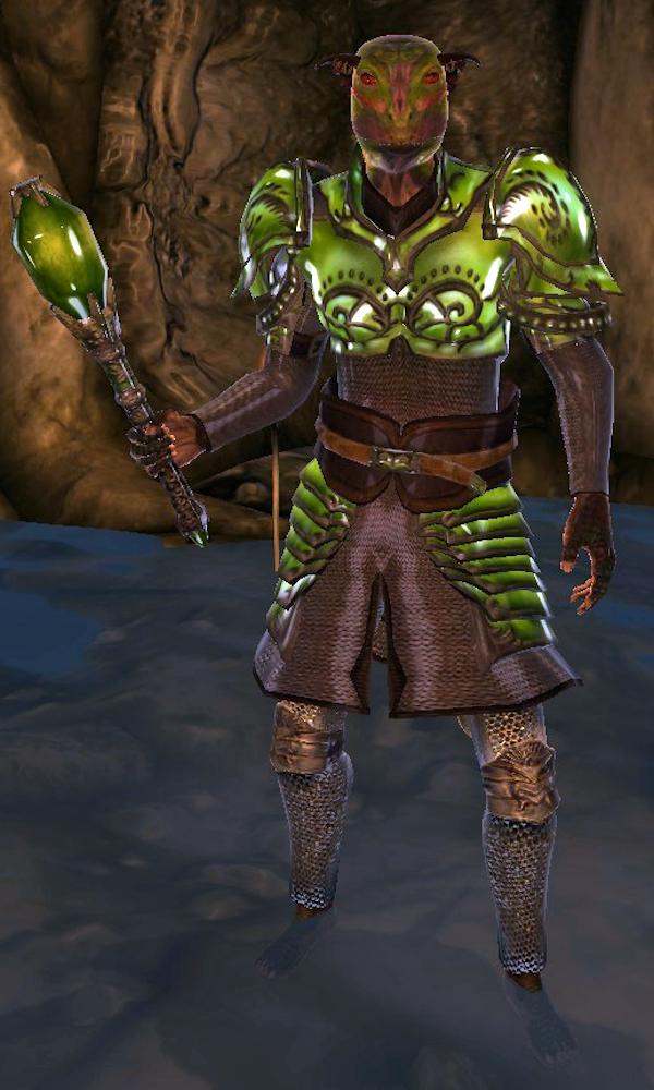 Argonian Chieftain