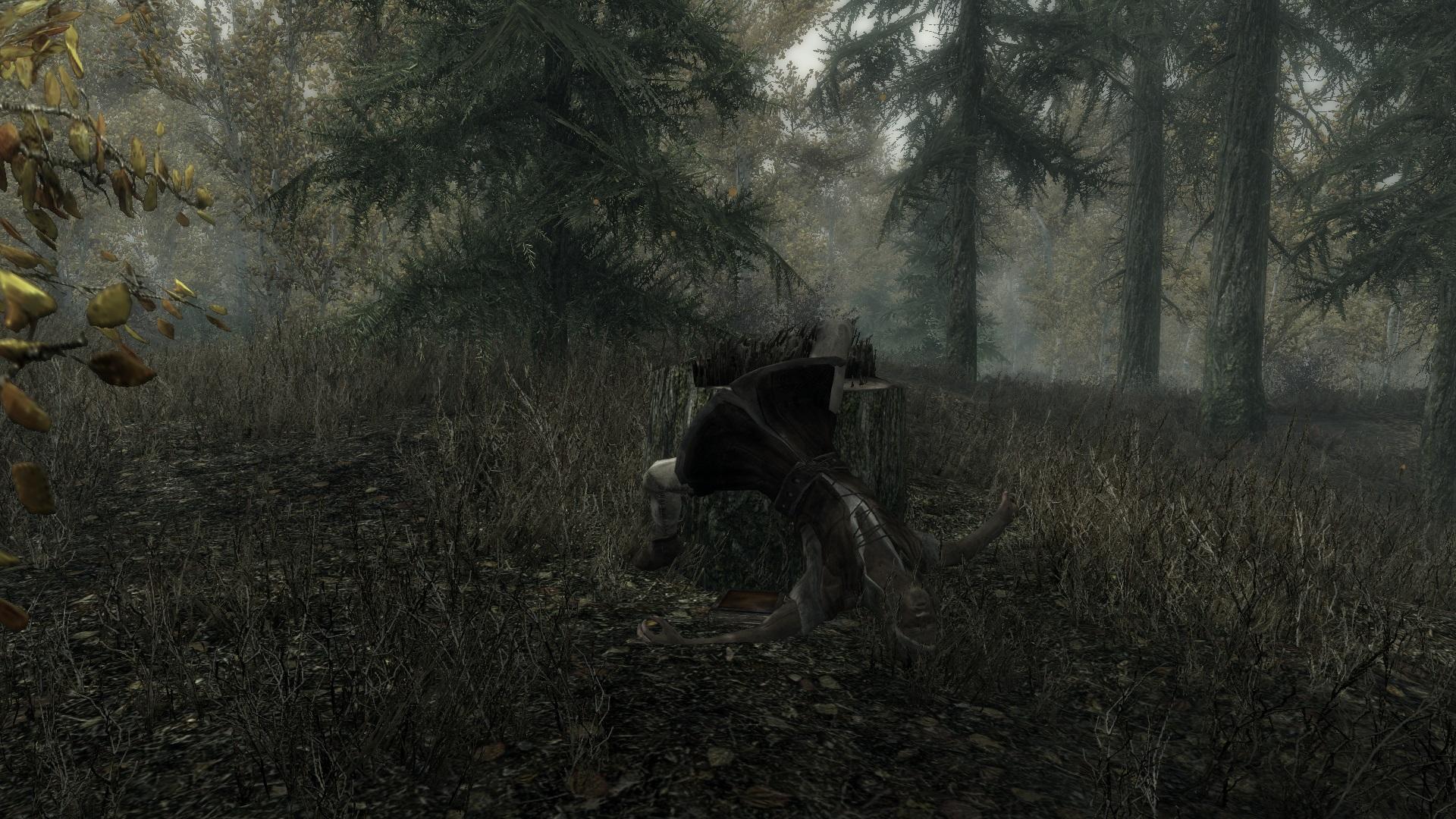 Dead Redguard