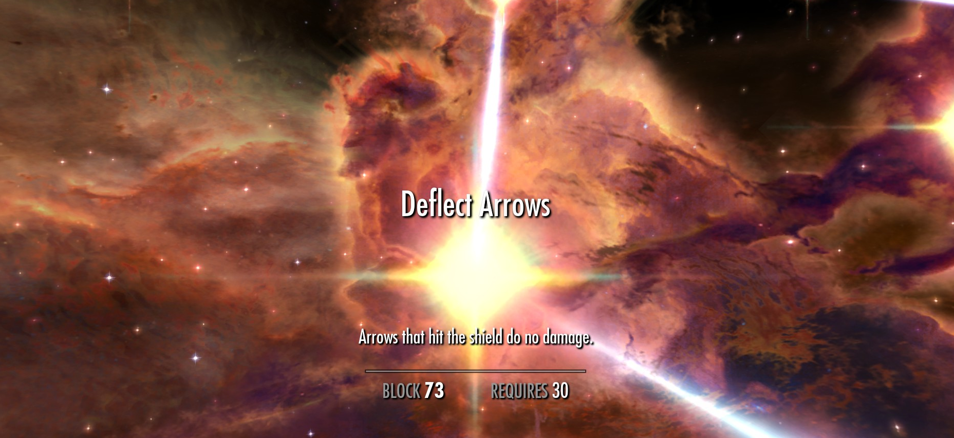 Deflect Arrows