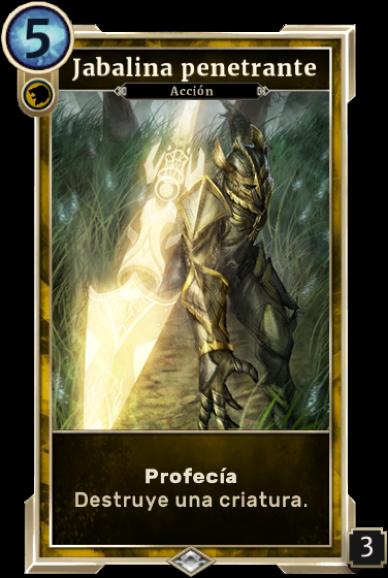 Jabalina penetrante (Legends)