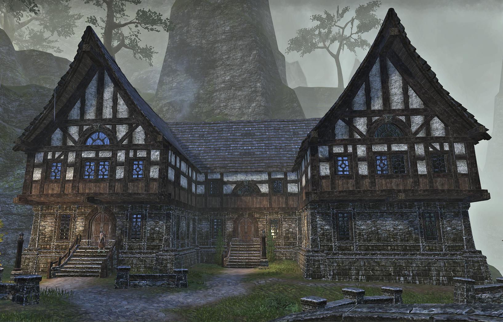 Mayor's House (Crosswych)