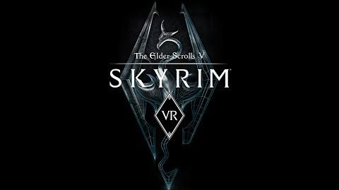 The Elder Scrolls V Skyrim – PlayStation VR E3 Trailer