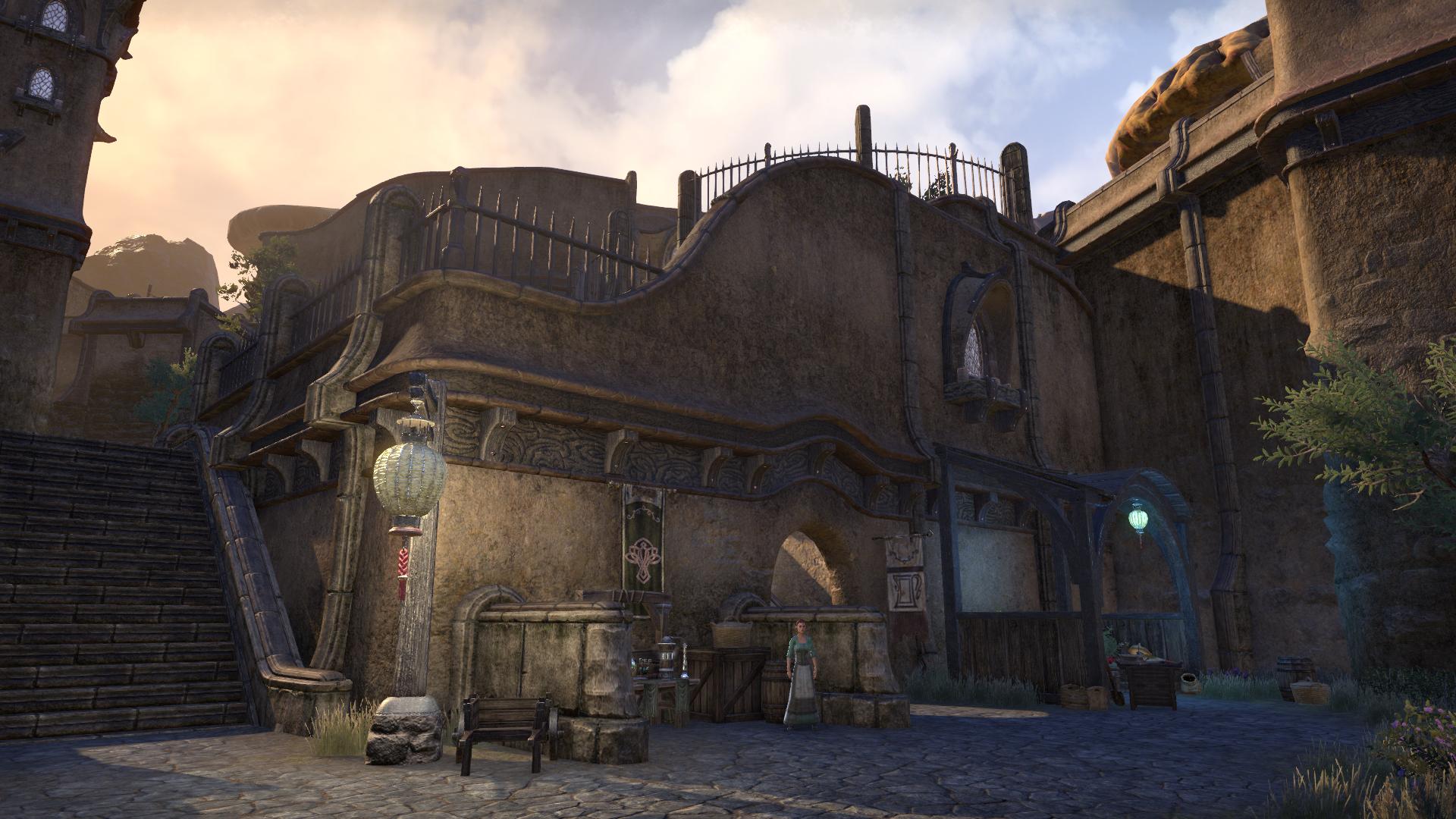 Дом земных наслаждений Дезель (Online: Morrowind)