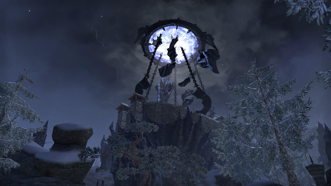 Cloud Ruler Temple (Online)