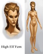 High Elf Female