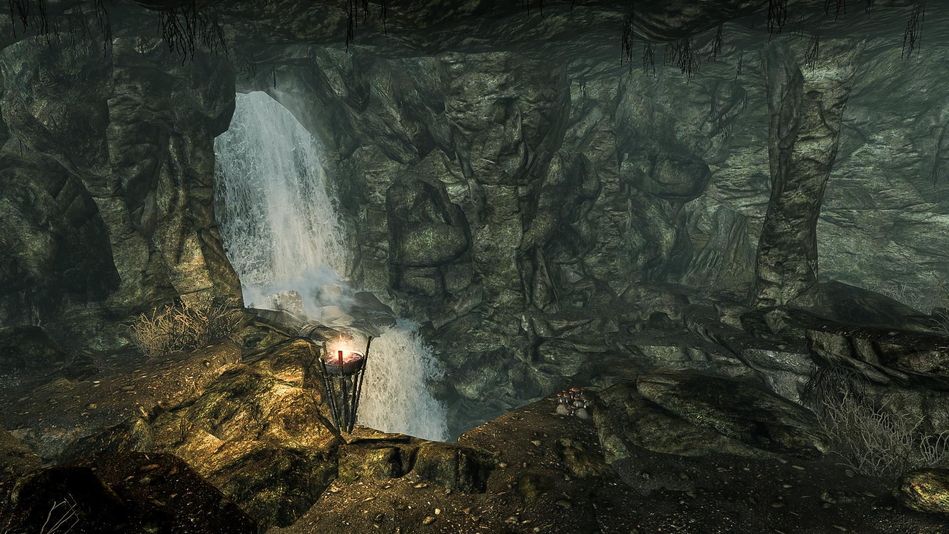 Водопад Смертельный Прыжок