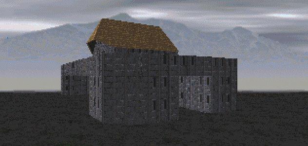 Ротгарианские горы (Daggerfall)
