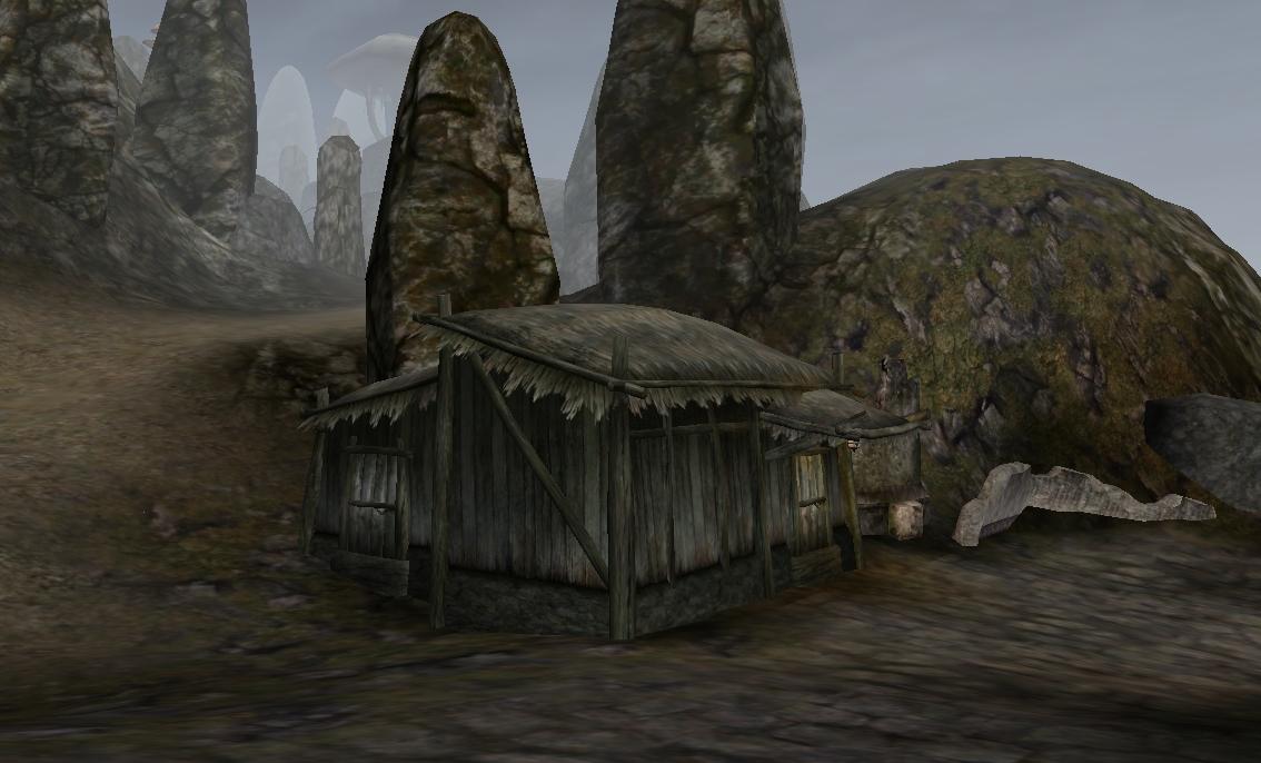 Greidil Half-Troll's House