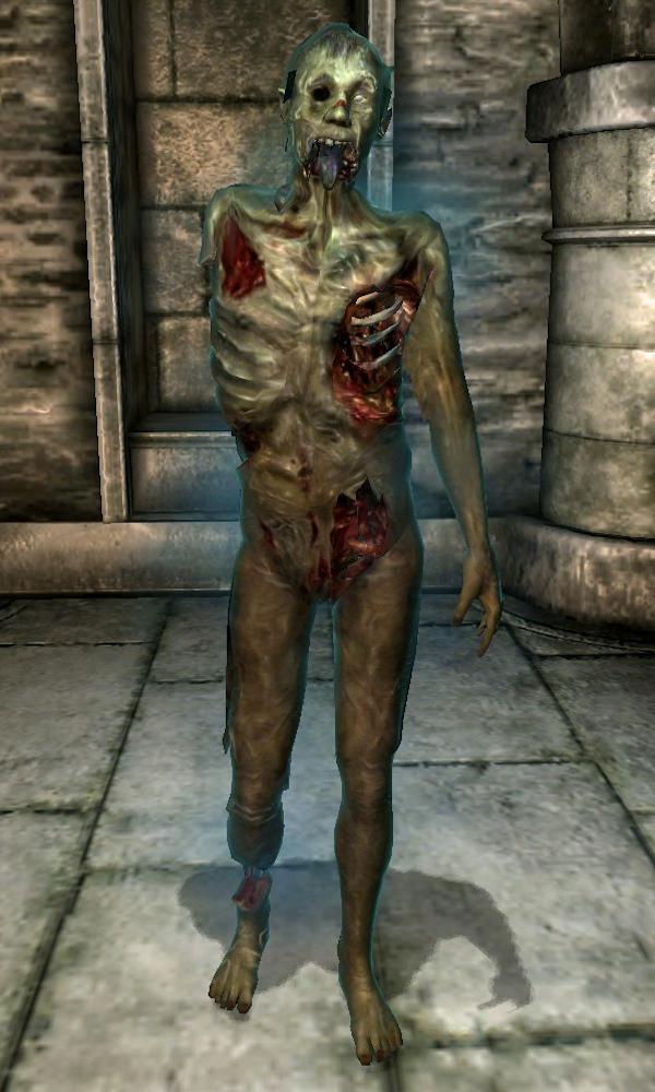 Dread Zombie (Oblivion)