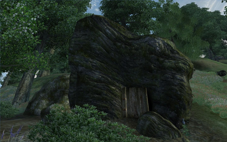 Пещера Ежевичная Поляна