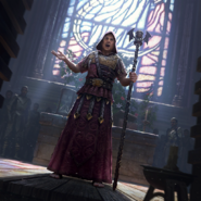 Bishop of the Hour card art