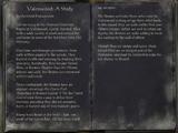 Valenwood: A Study