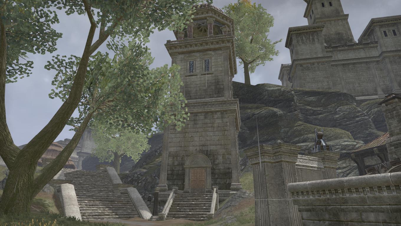 Дозорная башня (Западные врата Эльсвейра)