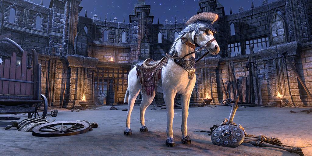 Arena Gladiator Horse