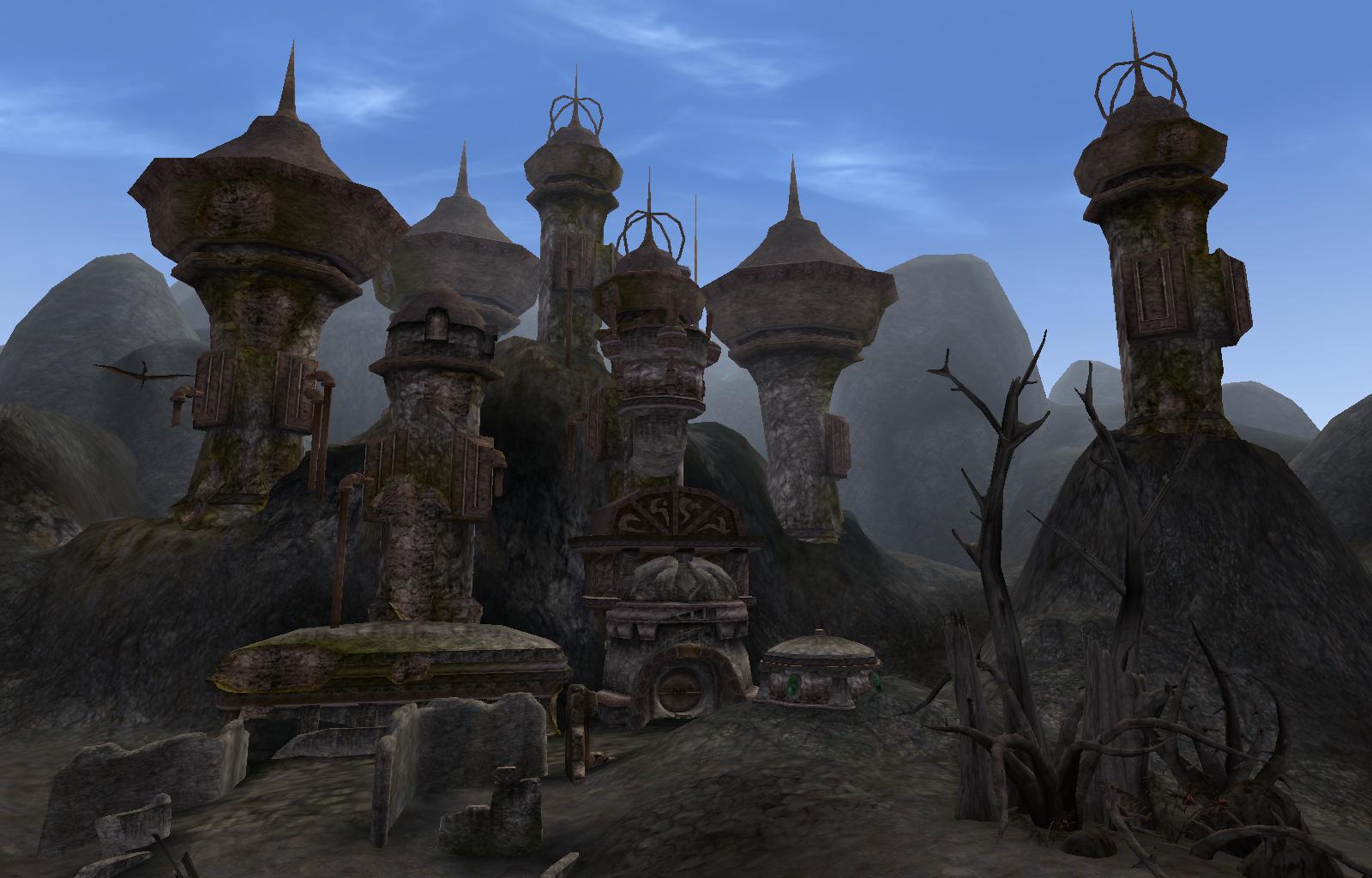 Бтуанд (Morrowind)