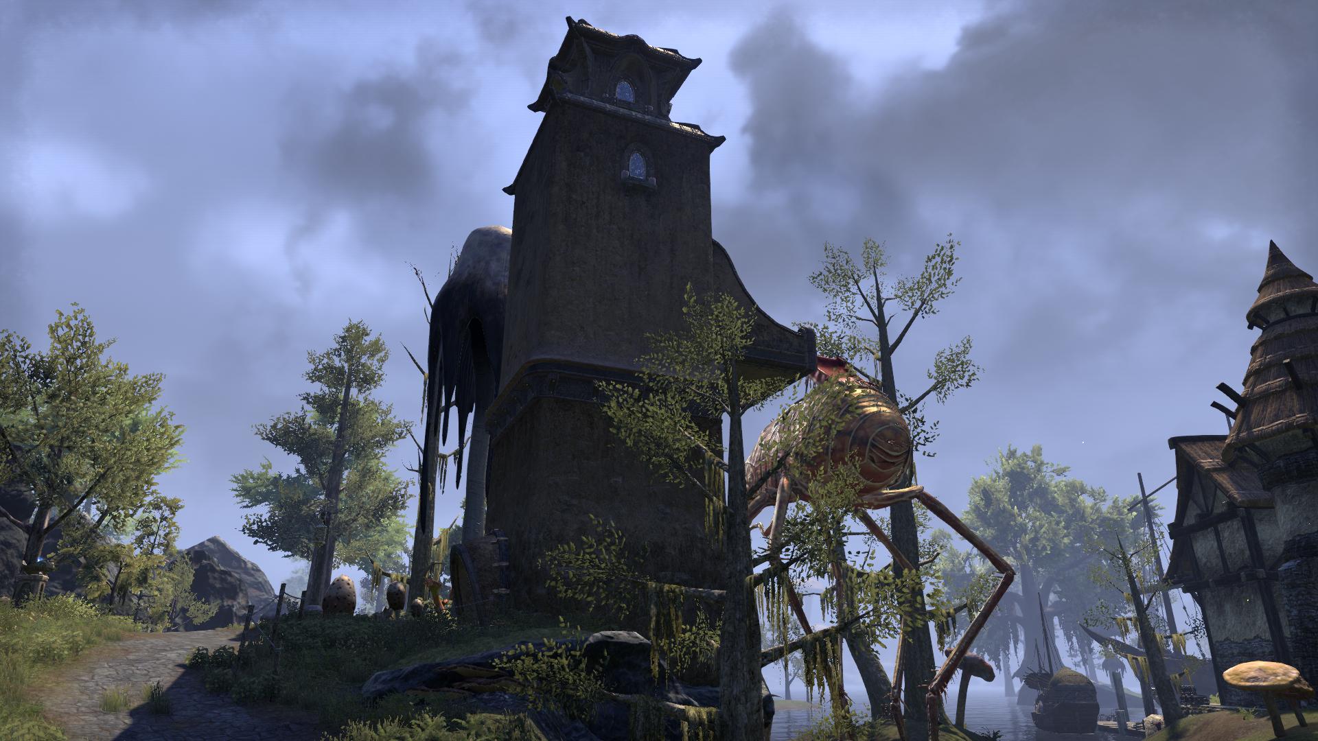 Башня караванщика (Сейда Нин)