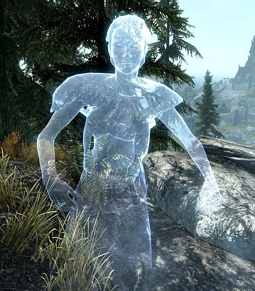 Привидение (Skyrim)