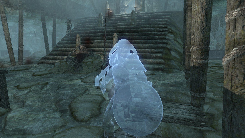 Companion Ghost