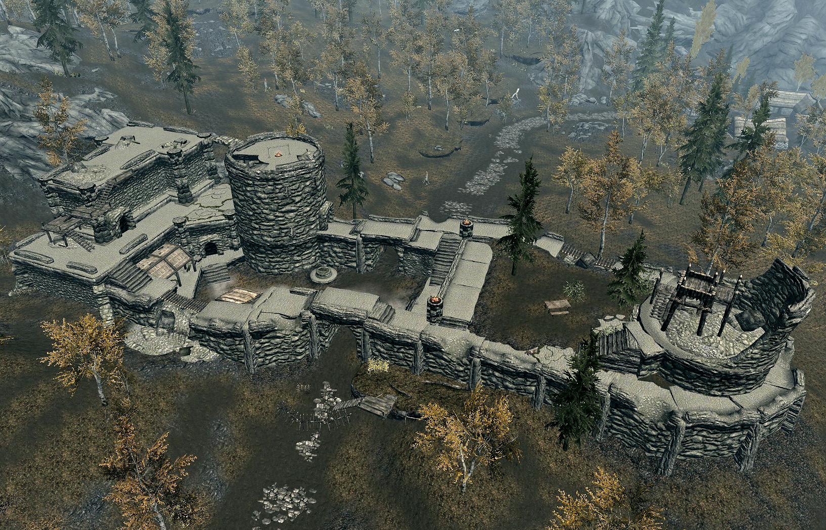 Битва за форт Гринвол (Имперский легион)